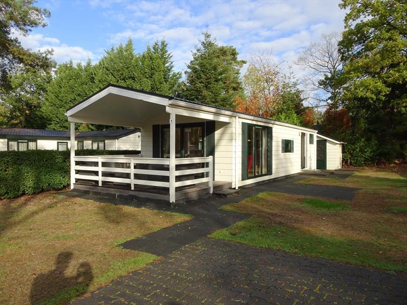 Vakantiehuis te koop Overijssel Markelo  Potdijk 8 K5 Park Hessenheem Tuin