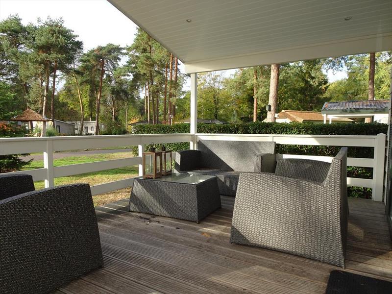 Vakantiehuis te koop Overijssel Markelo  Potdijk 8 K5 Park Hessenheem Veranda