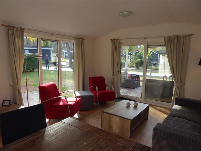 Vakantiehuis te koop Overijssel Markelo  Potdijk 8 K5 Park Hessenheem Woonkamer