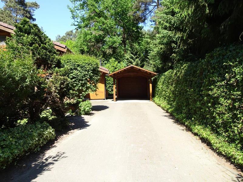 Vakantiehuis te koop Limburg Meijel Steenoven 12 K139 Bungalowpark Stille Wille Parkeerplaats