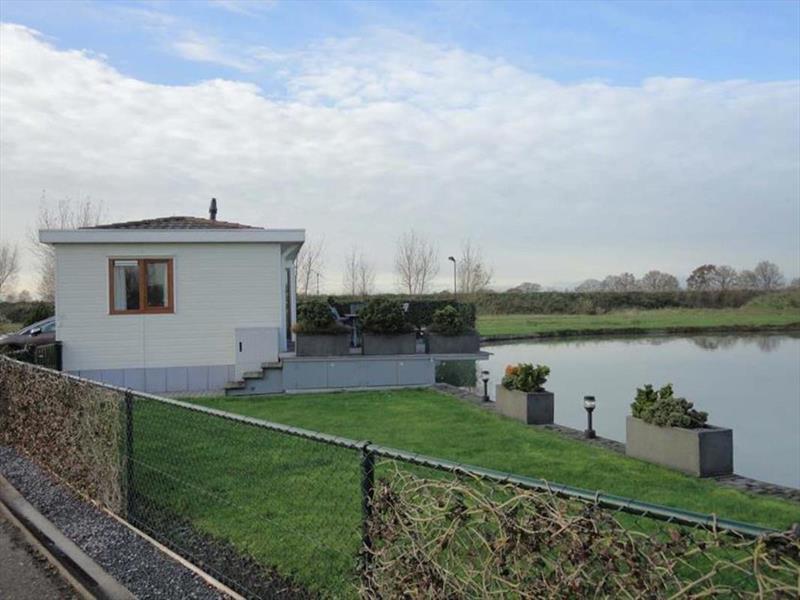 Vakantiehuis te koop Brabant Molenschot R.Kerkweg 7 K44  Park De Brabantse Weelde  Tuin