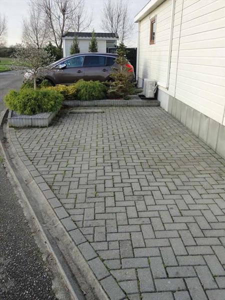 Vakantiehuis te koop Brabant Molenschot R.Kerkweg 7 K44  Park De Brabantse Weelde  Parkeerplaatsen