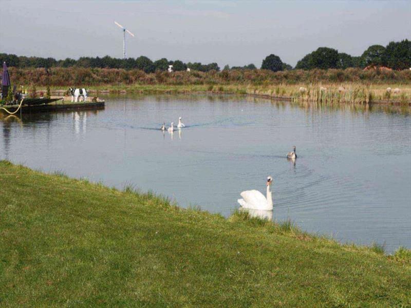 Vakantiehuis te koop Brabant Molenschot R.Kerkweg 7 K44  Park De Brabantse Weelde  Op het park