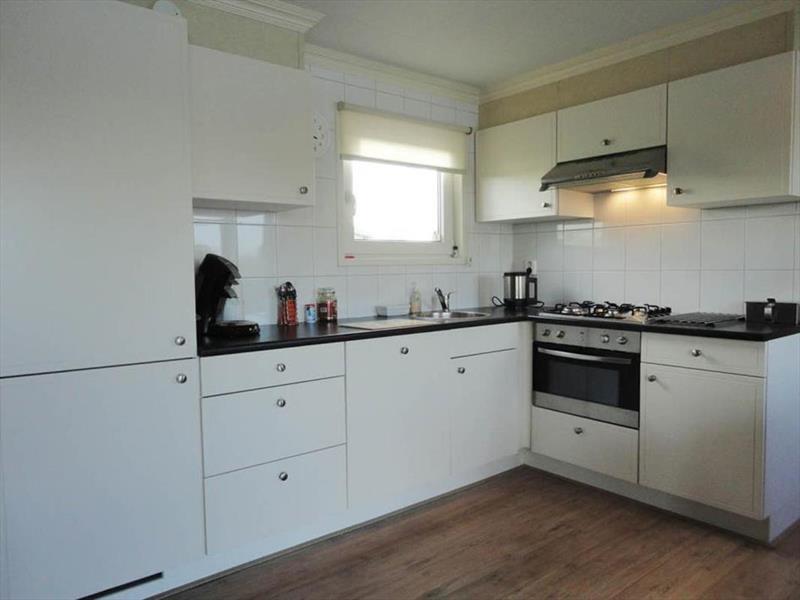 Vakantiehuis te koop Brabant Molenschot R.Kerkweg 7 K44  Park De Brabantse Weelde  Keuken
