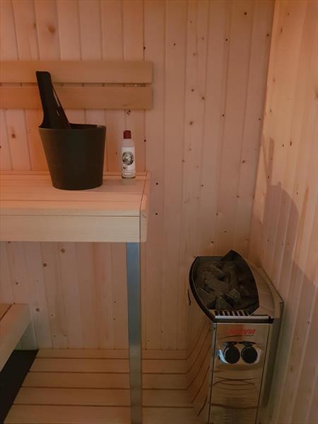 Vakantiehuis te koop Friesland Noardburgum Rijksstraatweg 80 K140 Park Zwartkruis  Sauna