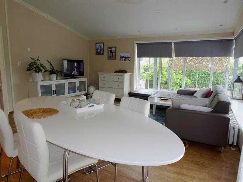 Vakantiehuis te koop Noord Holland Droompark Molengroet Woonkamer