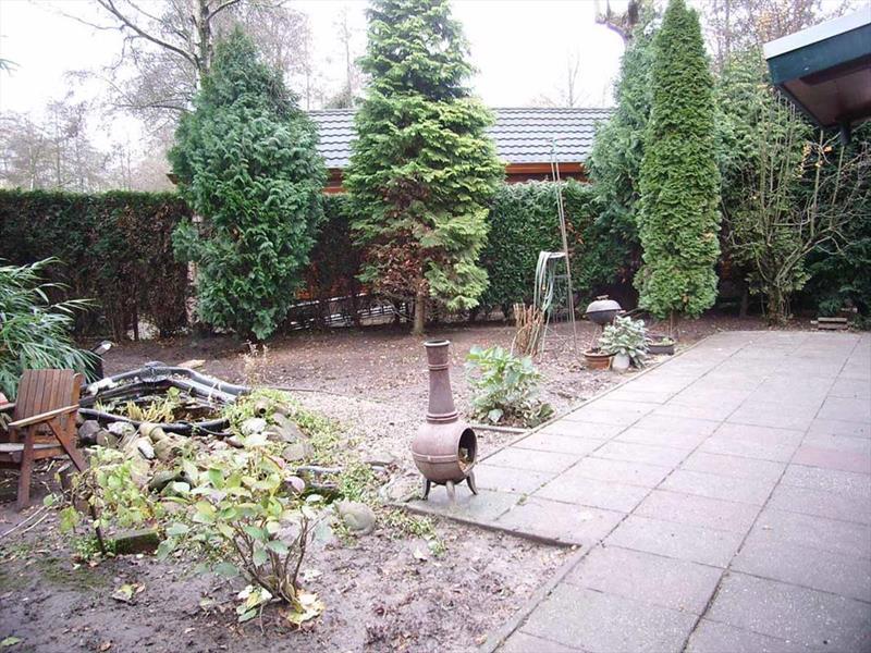 Vakantiehuis te koop Gelderland Oosterhout Residence Tergouw Tuin