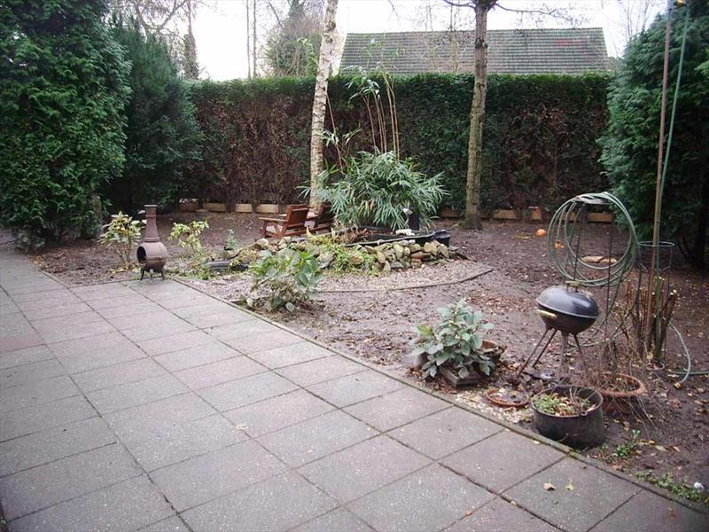 Vakantiehuis te koop Gelderland Oosterhout Residence Tergouw Terras en tuin