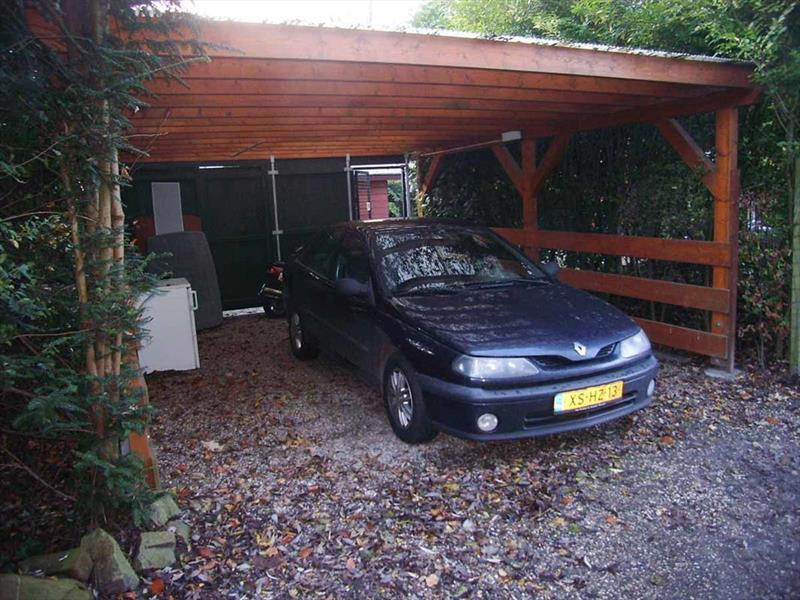 Vakantiehuis te koop Gelderland Oosterhout Residence Tergouw Carport