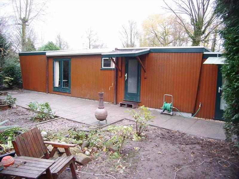 Vakantiehuis te koop Gelderland Oosterhout Residence Tergouw Tuin en terras
