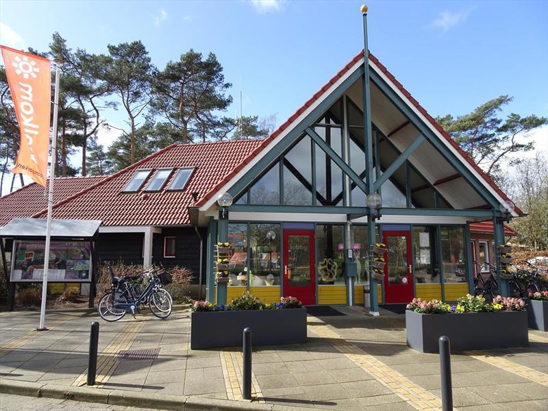 Vakantiehuis te koop Gelderland Otterlo Vijverlaan 1 K5 Droompark De Zanding Op het park