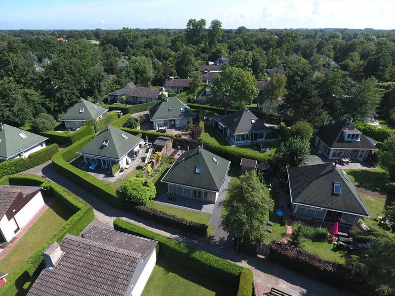 Vakantiehuis te koop Zuid-Holland Ouddorp Dijkstelweg 59                                   Luchtfoto