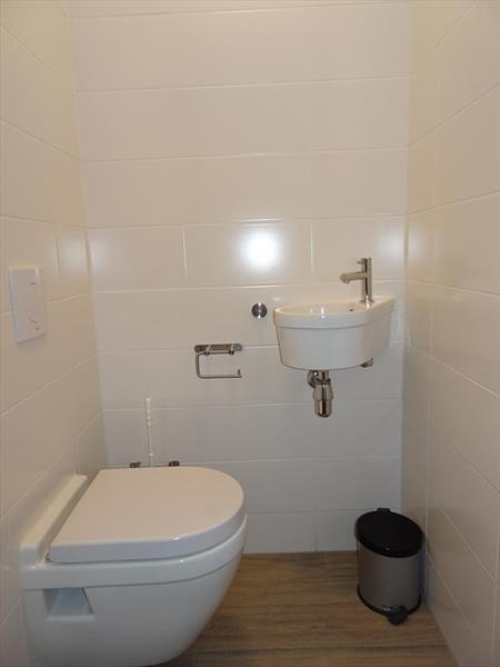 Vakantiehuis te koop Z.Holland Ouddorp Oude Nieuwlandseweg 11 Helmduyn 6 Roompot Strandpark Duynhille Toilet