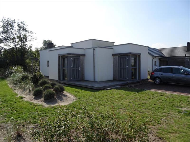 Vakantiehuis te koop Z.Holland Ouddorp Oude Nieuwlandseweg 11 Helmduyn 6 Roompot Strandpark Duynhille Tuin