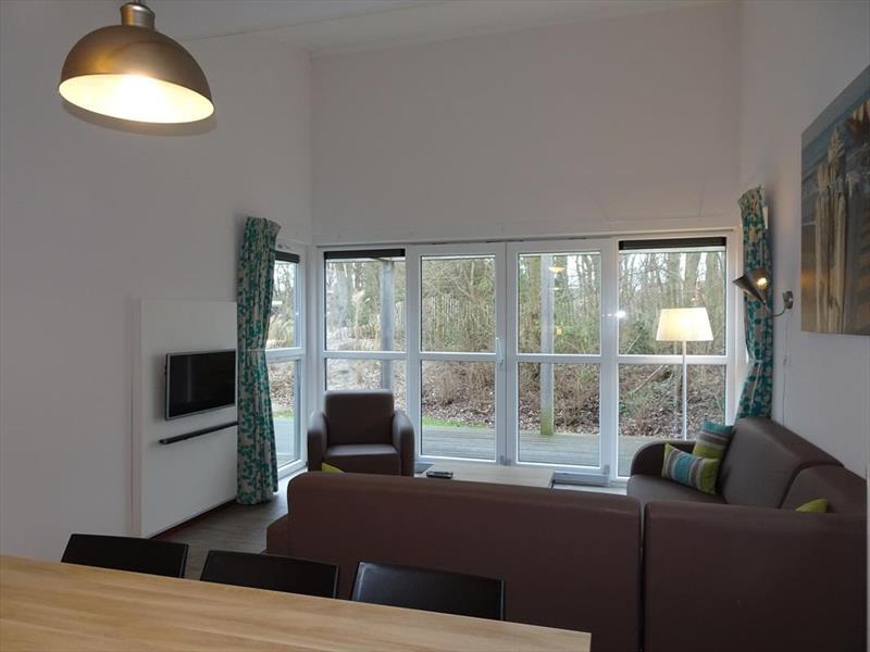 Vakantiehuis te koop Zuid Holland Ouddorp Oosterduin 9 Roompot Strandpark Duynhille  Woonkamer