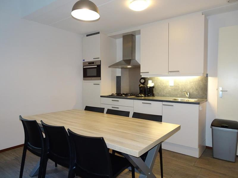 Vakantiehuis te koop Zuid Holland Ouddorp Oosterduin 9 Roompot Strandpark Duynhille  Keuken