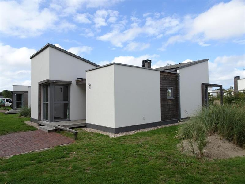 Vakantiehuis te koop Z.Holland Ouddorp Vloedburgh 6 Roompot Strandpark Duynhille  Tuin