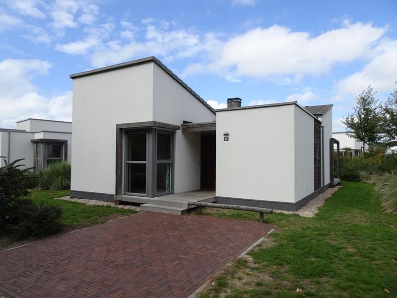 Vakantiehuis te koop Z.Holland Ouddorp Vloedburgh 6 Roompot Strandpark Duynhille  Parkeerplaats