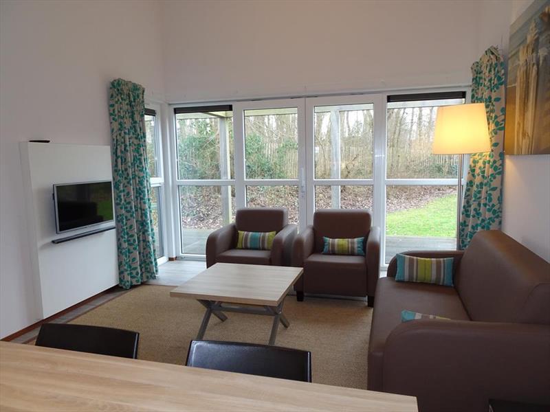 Vakantiehuis te koop Z.Holland Ouddorp Vloedburgh 6 Roompot Strandpark Duynhille  Woonkamer