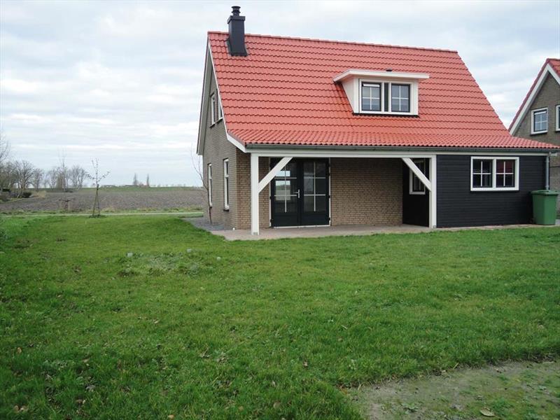 Vakantiehuis te koop Zeeland Poortvliet Havenweg 19  Tuin