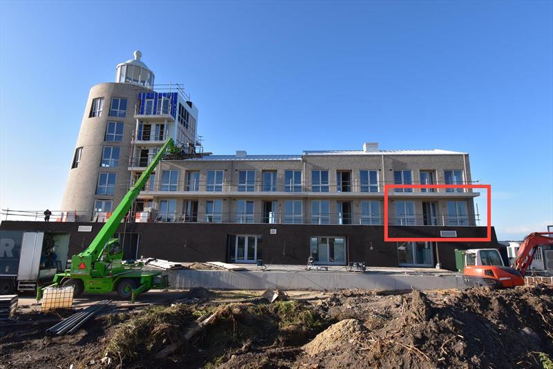 Vakantiehuis te koop aan het water plattegrond appartement