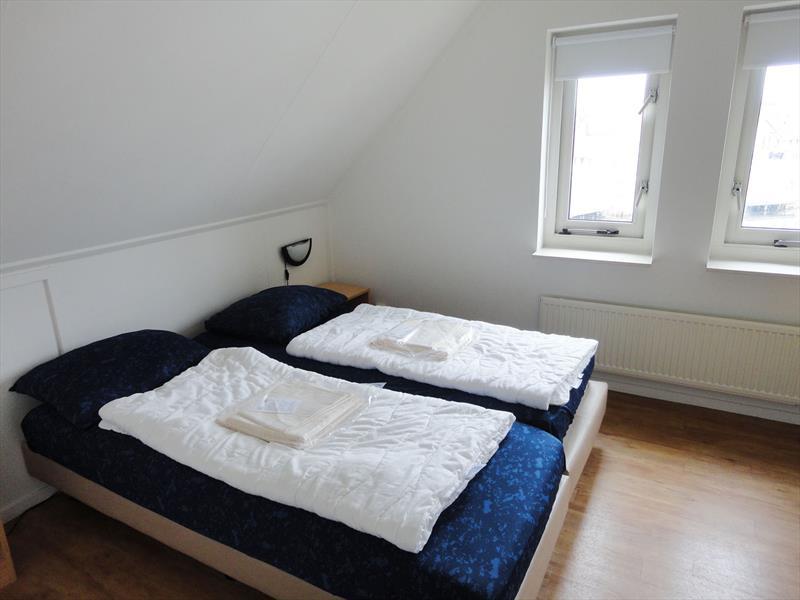 Vakantiehuis te koop Limburg Sevenum Domein De Schatberg Slaapkamer verdieping