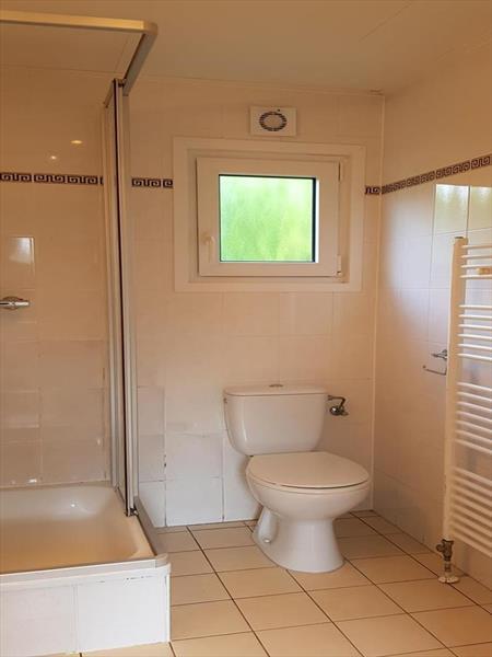 Vakantiehuis te koop Limburg  Susteren Hommelweg 2 K274 Park Resort Limburg Badkamer