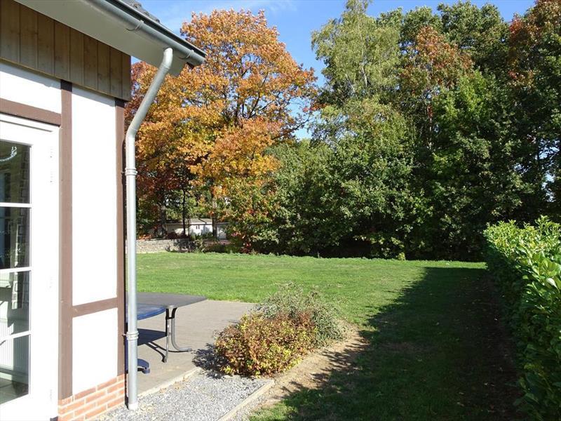 Vakantiehuis te koop Limburg Susteren Hommelweg 2 R800 Park Resort Limburg Tuin