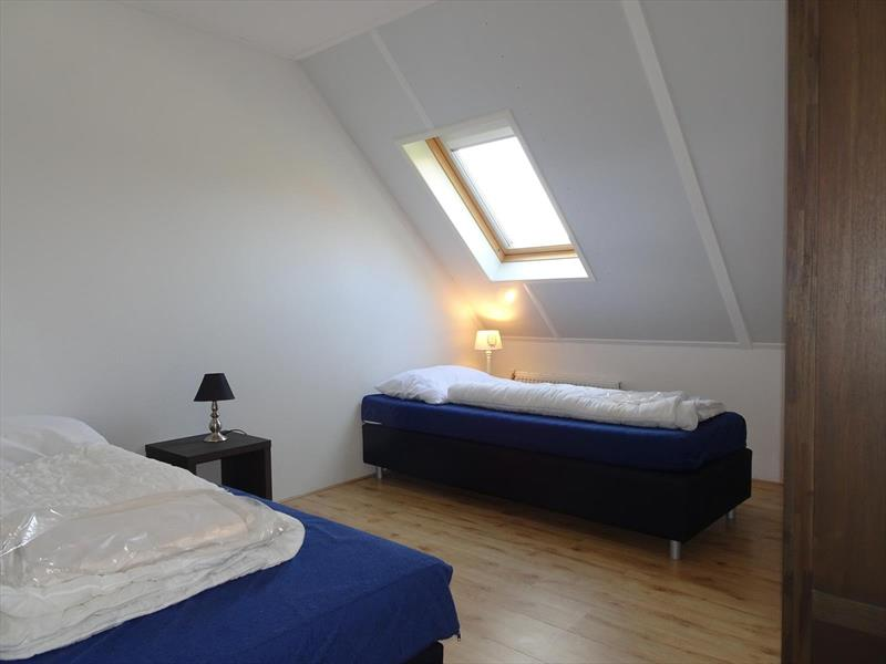 Vakantiehuis te koop Limburg Susteren Hommelweg 2 K801 12 pers. Park Resort Limburg Slaapkamer 3 verdieping