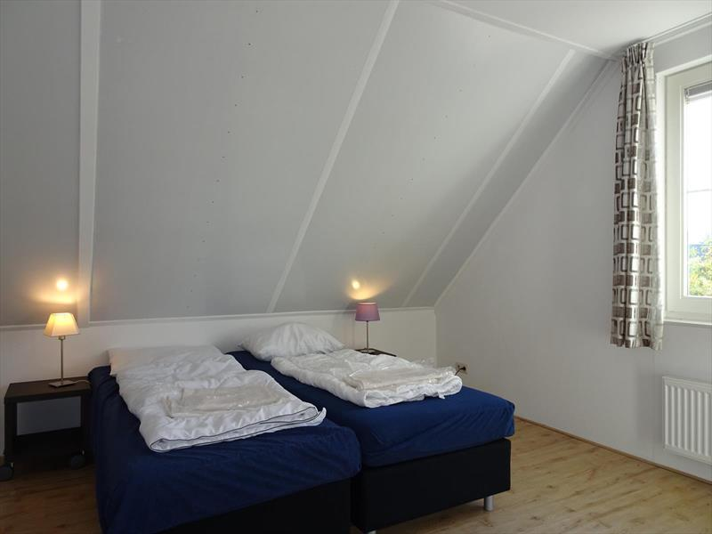 Vakantiehuis te koop Limburg Susteren Hommelweg 2 K801 12 pers. Park Resort Limburg Slaapkamer 4 verdieping