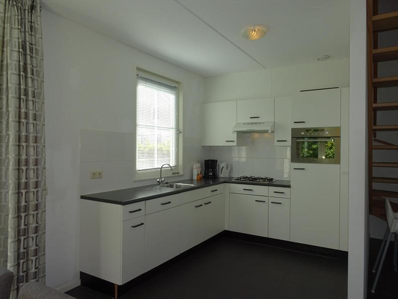 Vakantiehuis te koop Limburg Susteren Hommelweg 2 K801 12 pers. Park Resort Limburg Keuken