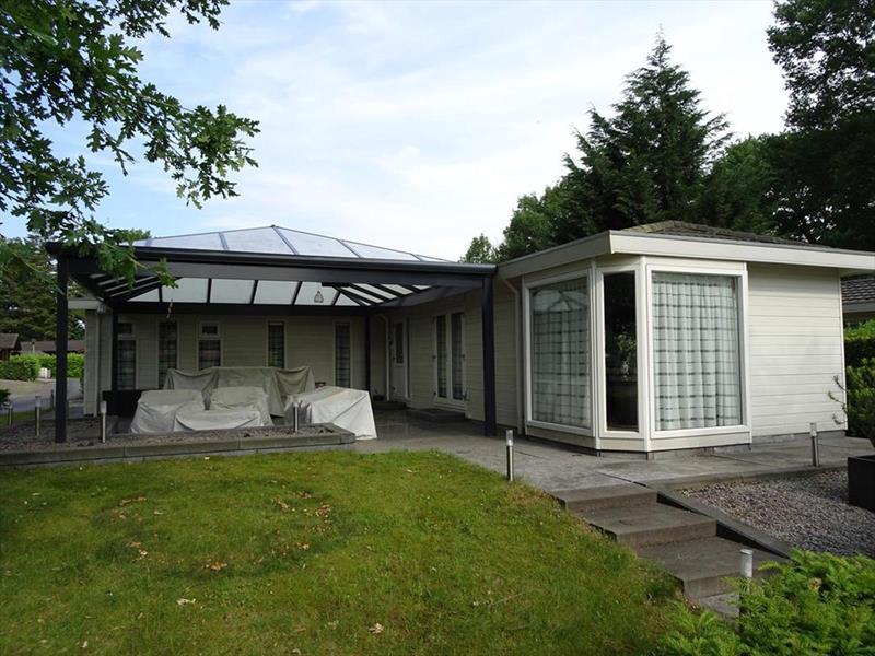 Vakantiehuis te koop Limburg Susteren Hommelweg 2 K121 Tuin
