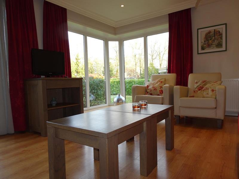 Vakantiehuis te koop Limburg Susteren Hommelweg 2 K192 Woonkamer