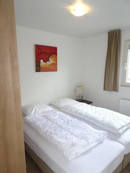 Vakantiehuis te koop N.Holland Velsen Zuid Buitenhuizerweg 2 K263 Droompark Buitenhuizen  Slaapkamer 3