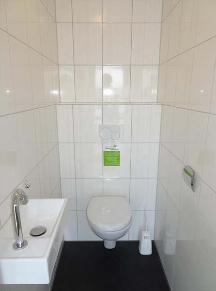 Vakantiehuis te koop N.Holland Velsen Zuid Buitenhuizerweg 2 K263 Droompark Buitenhuizen  Toilet