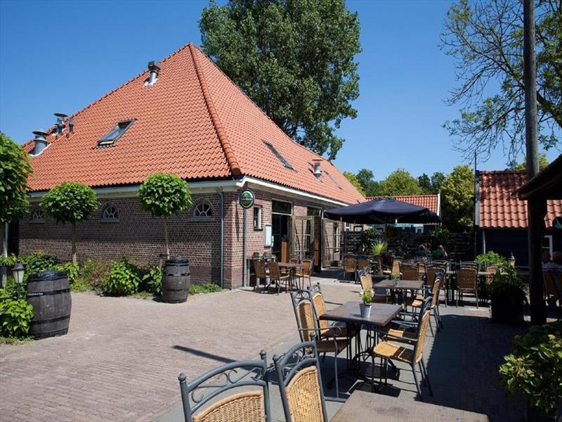Vakantiehuis te koop N.Holland Velsen Zuid Buitenhuizerweg 2 K263 Droompark Buitenhuizen  Plattegrond van het park