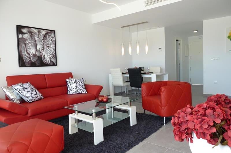 Appartement te koop Costa Blanca Spanje living.