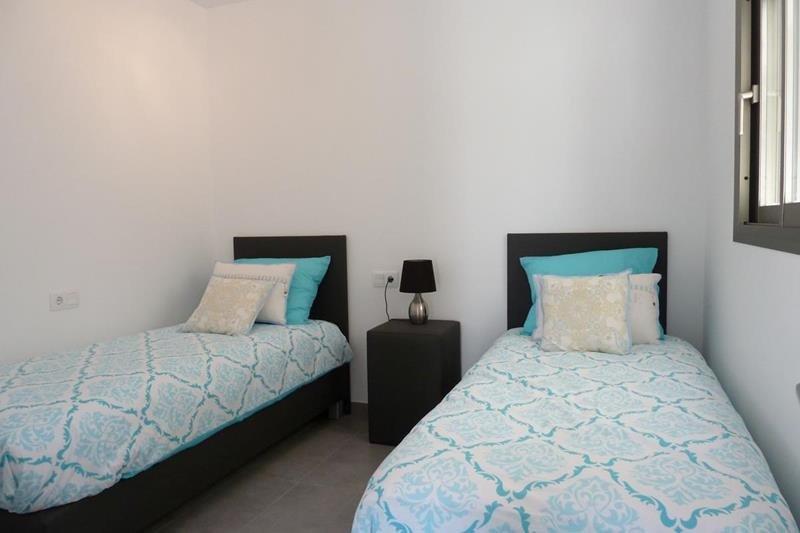 Appartement te koop Costa Blanca Spanje logeer slaapkamer.