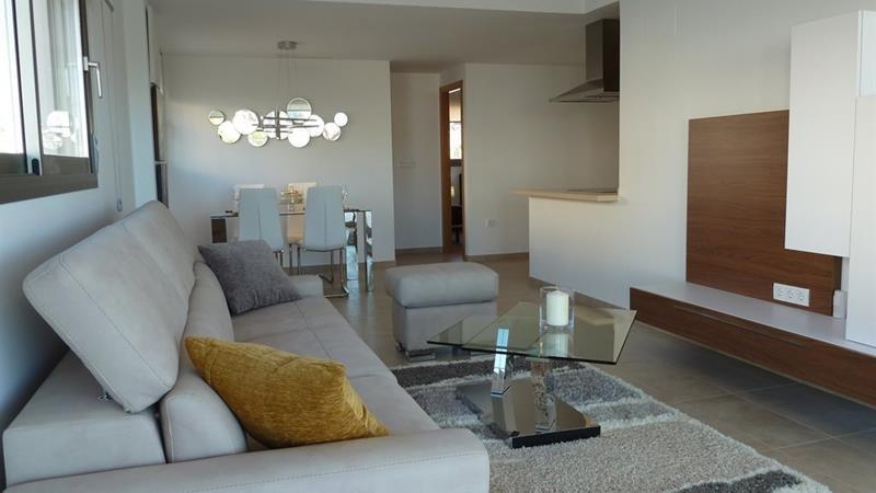 Appartement te koop Costa Blanca Villamartin living.