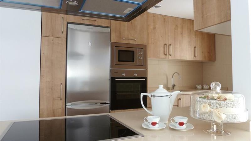 Appartement te koop Costa Blanca Villamartin keuken.