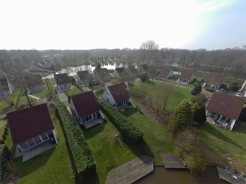 Vakantiehuis te koop Groningen Wedde Paviljoenweg 2 Woonkamer