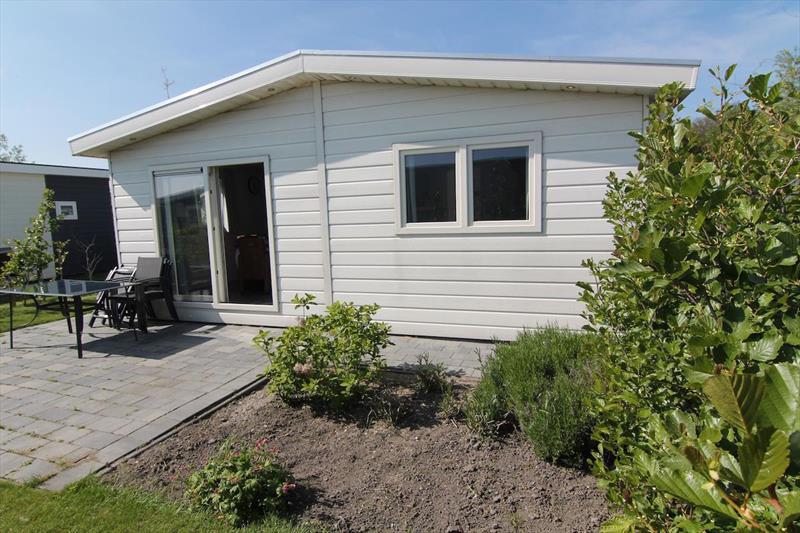 Vakantiehuis te koop N.Holland West Graftdijk K415 Park De Rijp Tuin