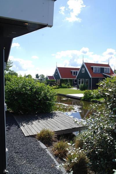Vakantiehuis te koop Noord-Holland  West-Graftdijk Burg.Dalenbergstr.48 K509 Park De Rijp Uitzicht