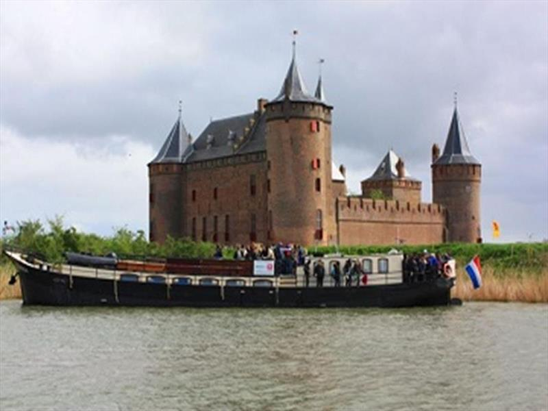 Vakantiehuis te koop N.Holland Verbindingsweg 115 Westerland IJmuiden Muiderslot