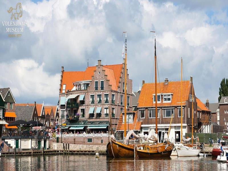 Vakantiehuis te koop N.Holland Verbindingsweg 115 Westerland Volendam Volendams Museum