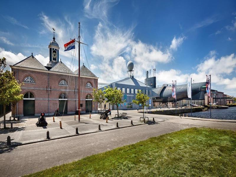 Vakantiehuis te koop N.Holland Verbindingsweg 115 Westerland Den Helder Marinemuseum