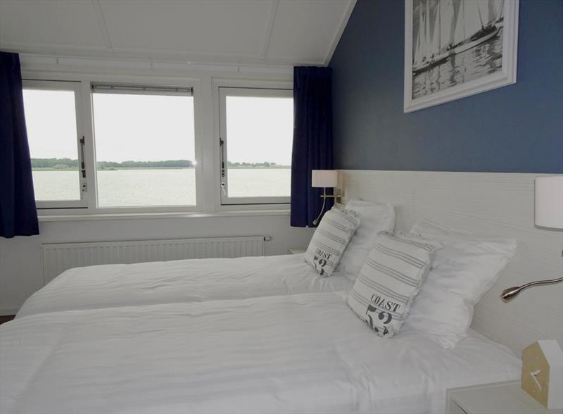 Vakantiehuis te koop N.Holland Wieringerwerf park den Oever Slaapkamer