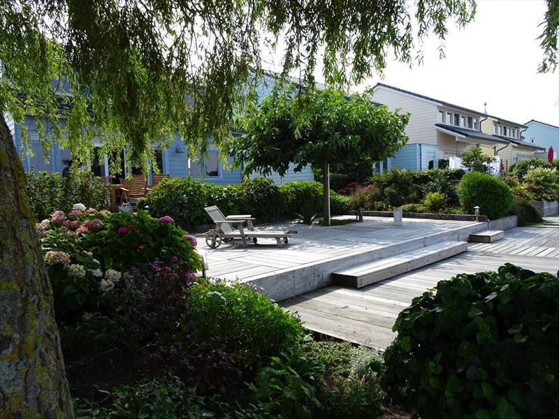 Vakantiehuis te koop N.Holland Wieringerwerf park den Oever Terras