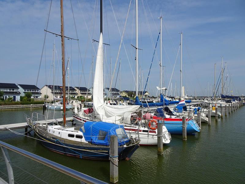Vakantiehuis te koop N.Holland Wieringerwerf park den Oever Op het park jachthaven