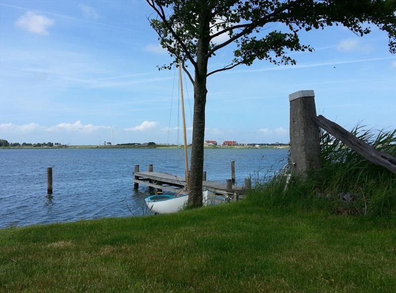 Vakantiehuis te koop N.Holland Wieringerwerf park den Oever